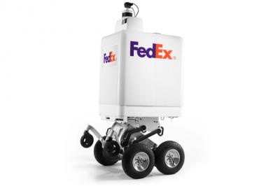 FedEx lance SameDay Bot, son robot de livraison autonome