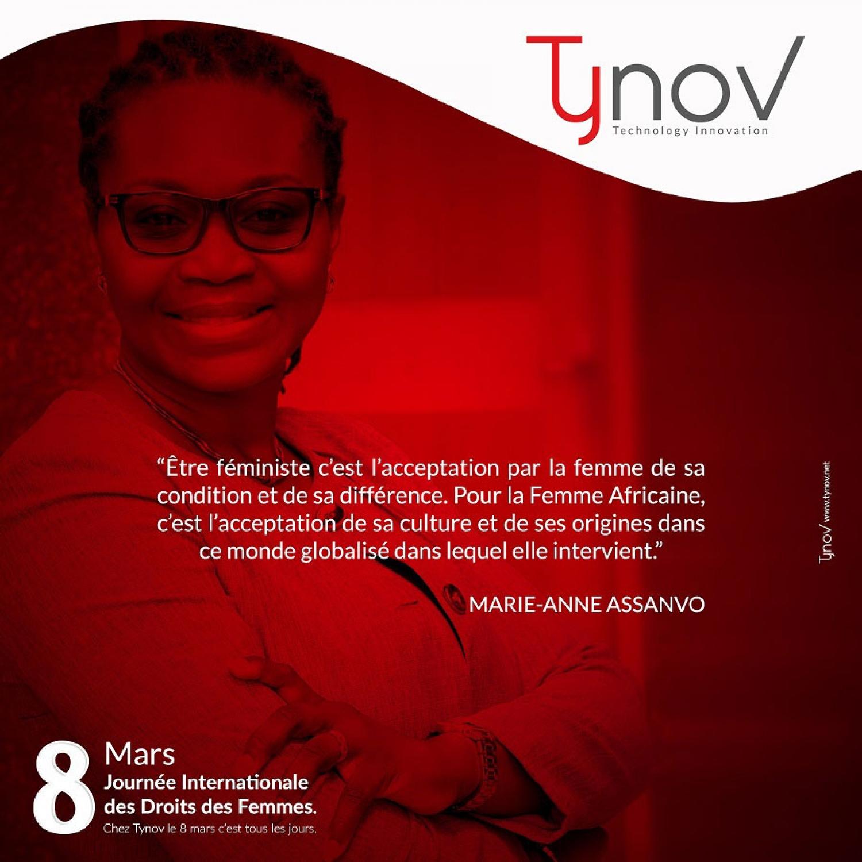 Journée Internationales des droits des femmes - Hommage à Marie Anne ASSANVO
