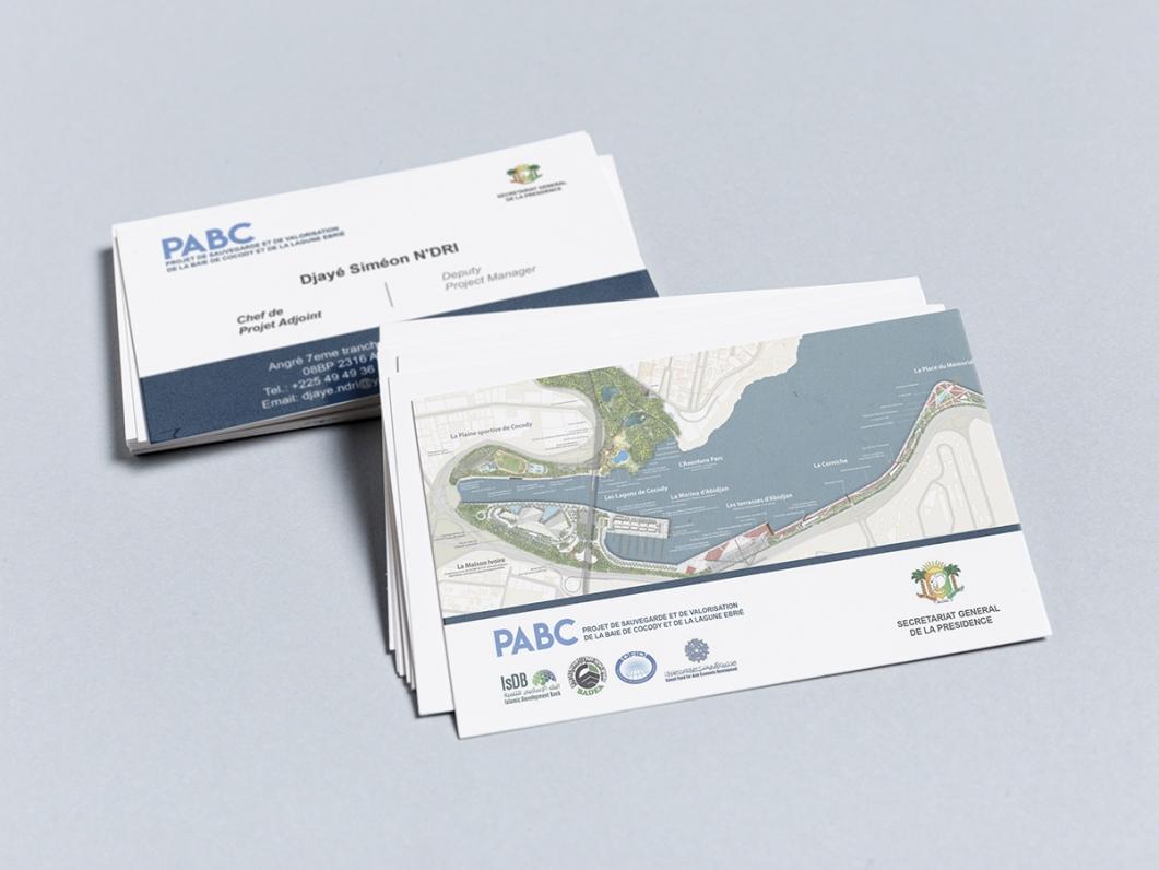 Carte de Visite PABC